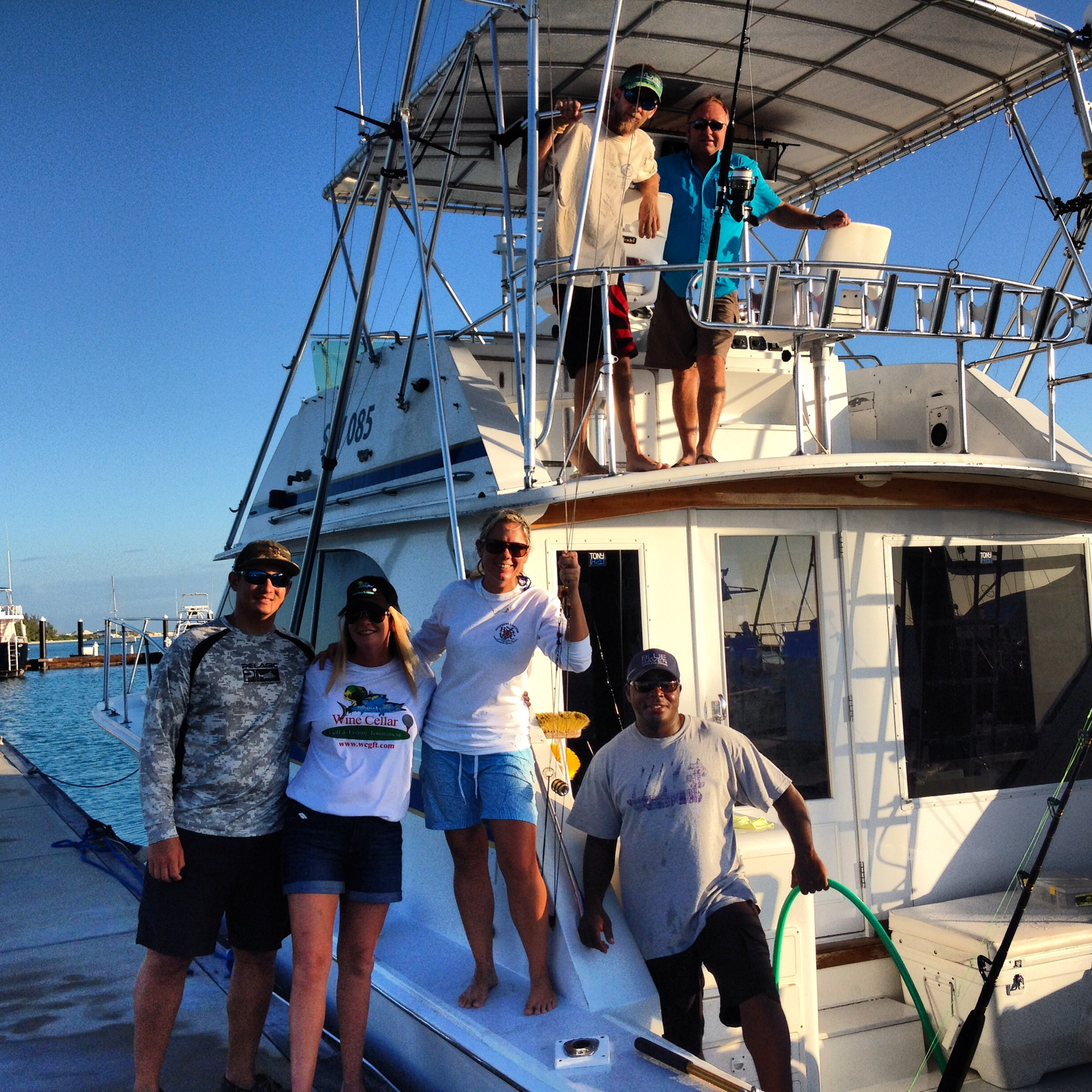 Panoply's 2014 Wine Cellar Fishing Tournament Recap
