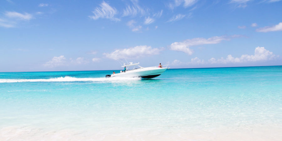 Due West Beach Cruising Charter, Turks and Caicos