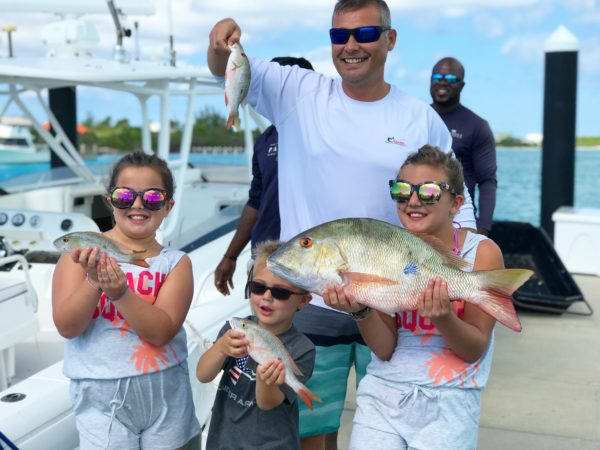 Fishing Charters in Turks and Caicos  Deep Sea Fishing