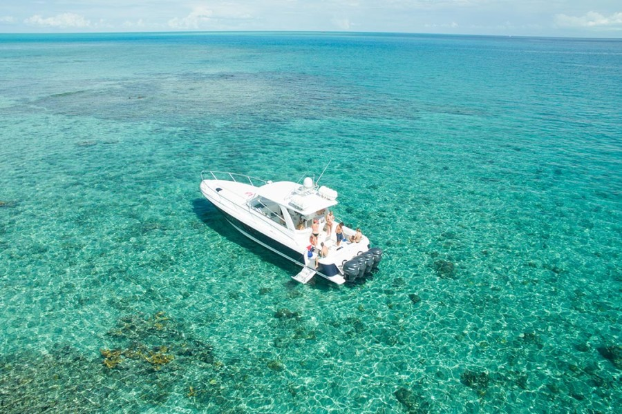 Exploring French Cay
